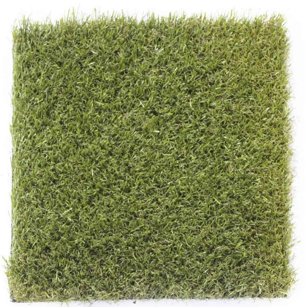 Emerald grass with a natural look and feel.