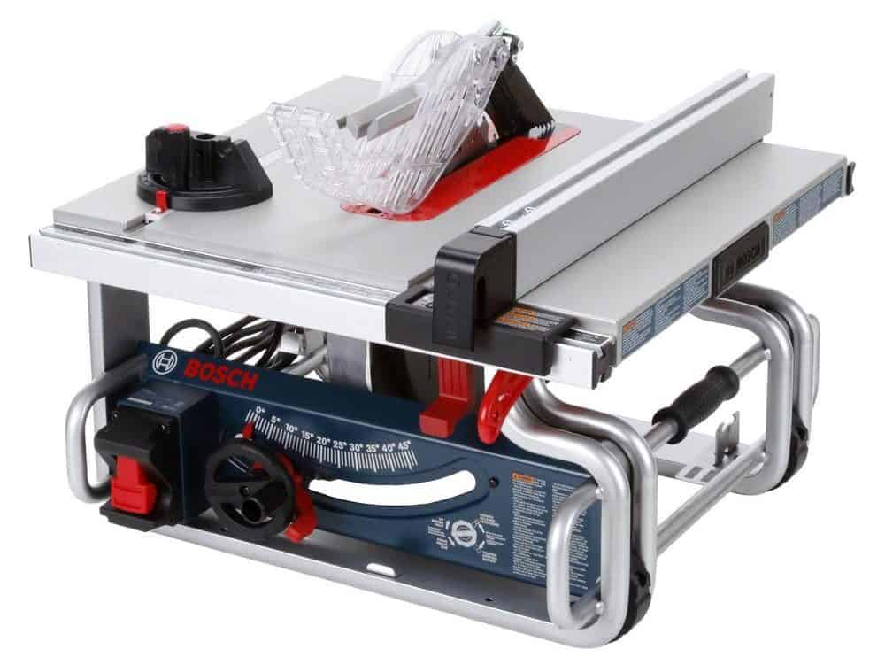 11 terrific table saws under 500 2018 bosch corded portable table saw keyboard keysfo Images