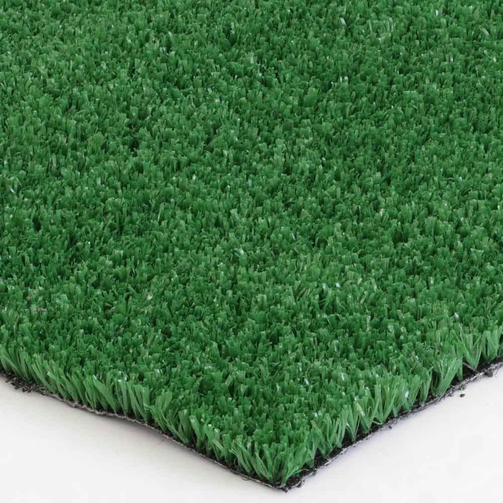 Short pile artificial grass.