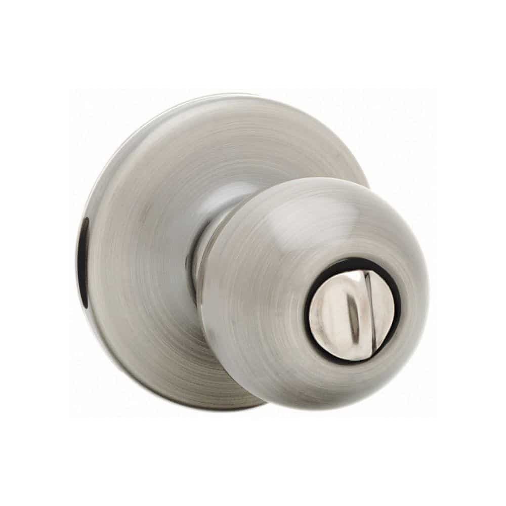 Thumbturn door knob (stainless steel)