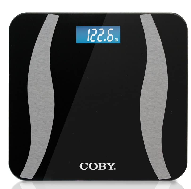 Body fat measurement scale