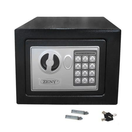 Digital electronic safe box