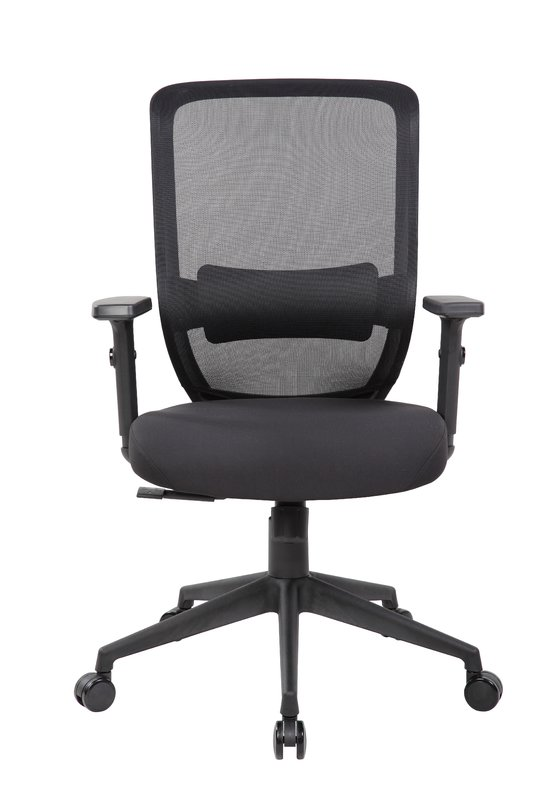 Lumbar Mid-Back Mesh Desk Chair