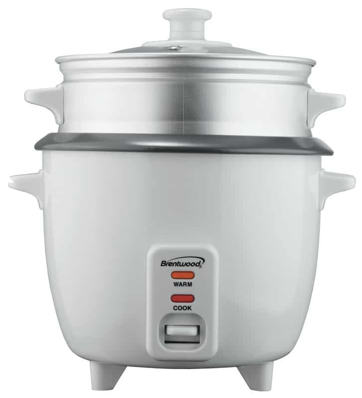 Rice cooker/steamer.