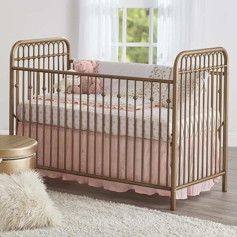 Victorian crib