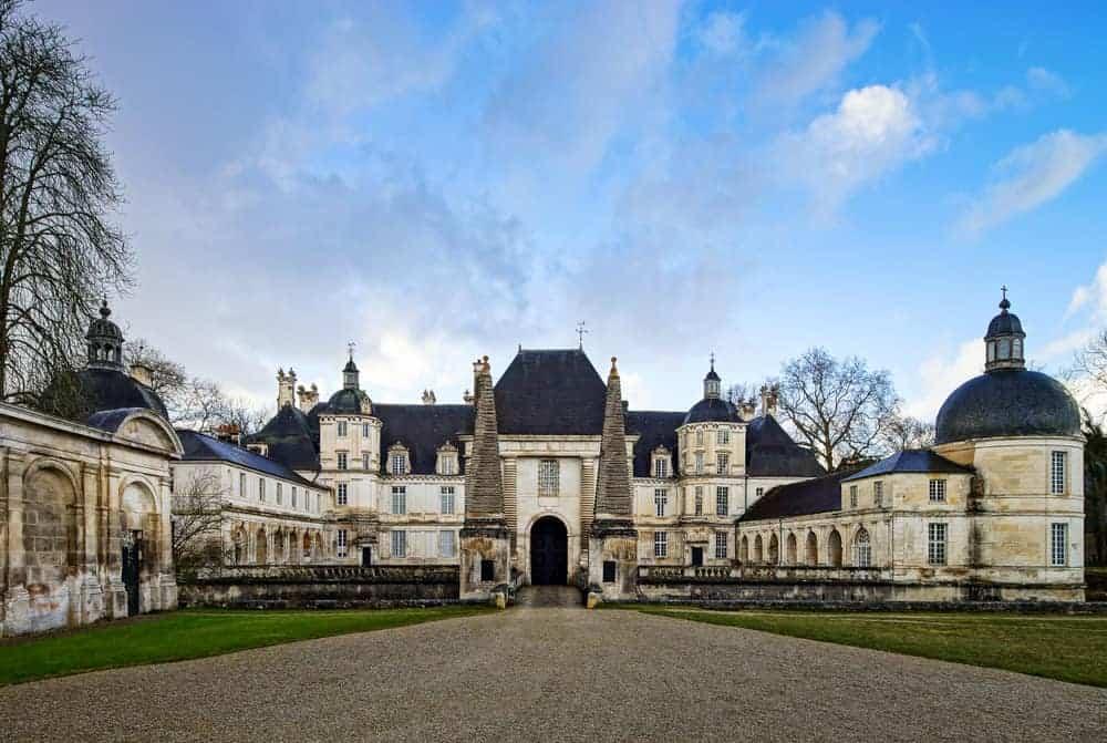 Tanlay, Burgundy