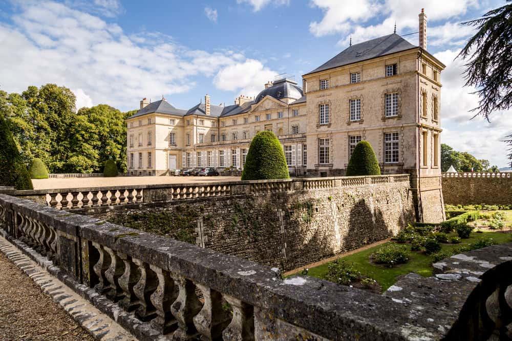 Chateau de Scourches