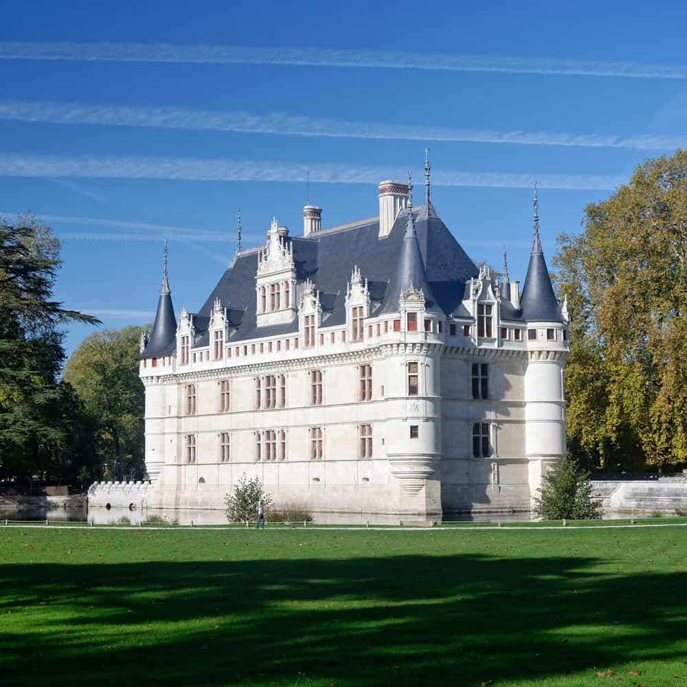 Castle of Azay le Rideau