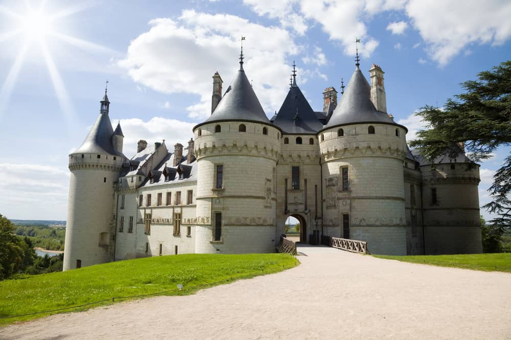 Chaumont Chateau