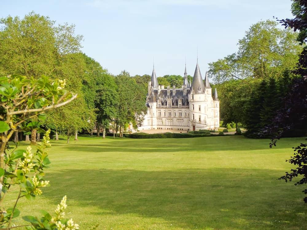 Chateau du Nozet