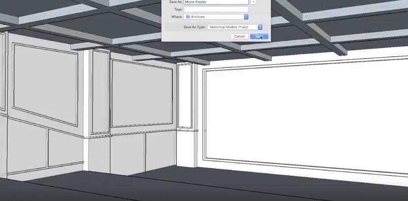 SketchUp Step 18