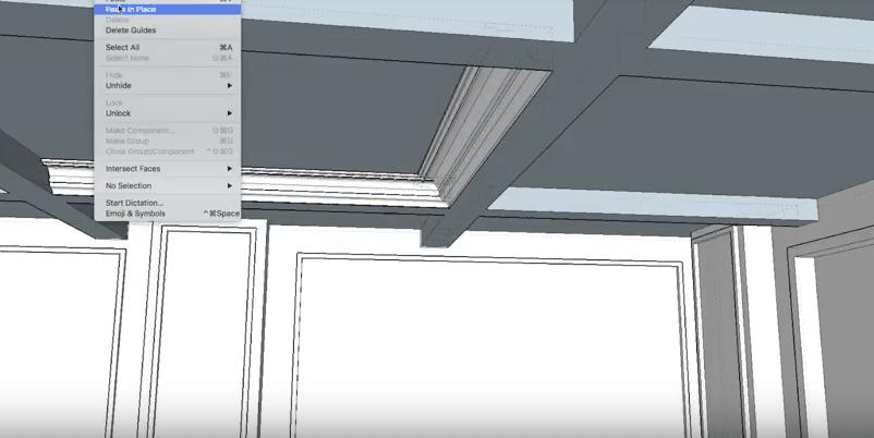 SketchUp Step 25