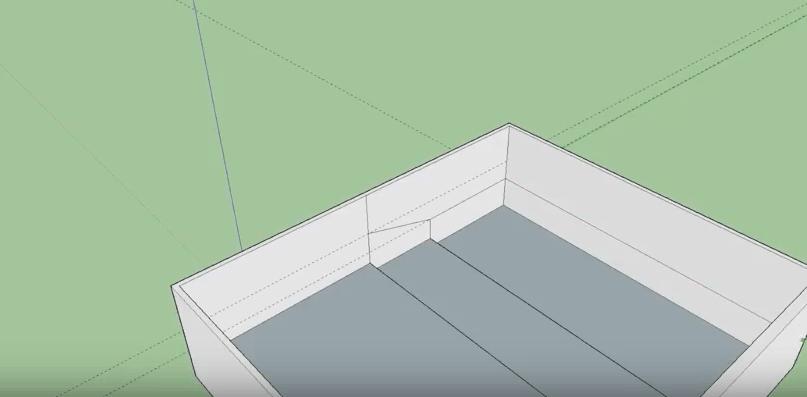 SketchUp Step 7