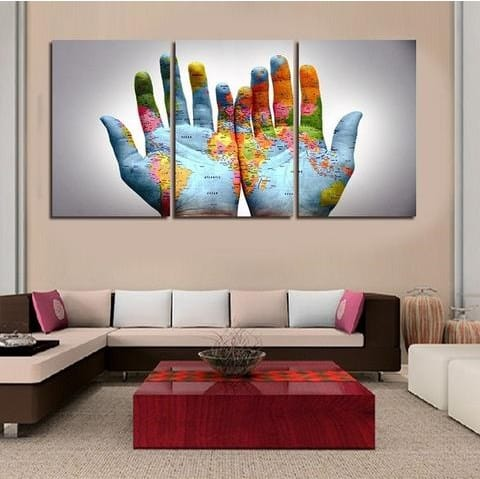 long paintings for living room 39 types of wall ideas for your home in 2019 19179