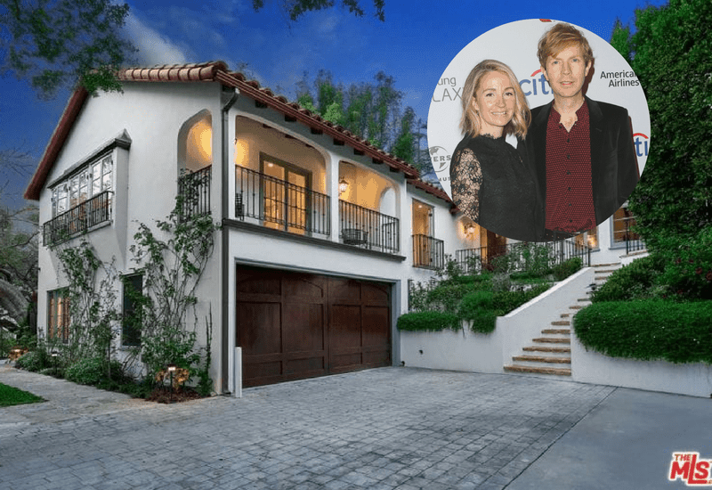 Beck and Marisa Ribisi scores Los Feliz house for $3.127M.
