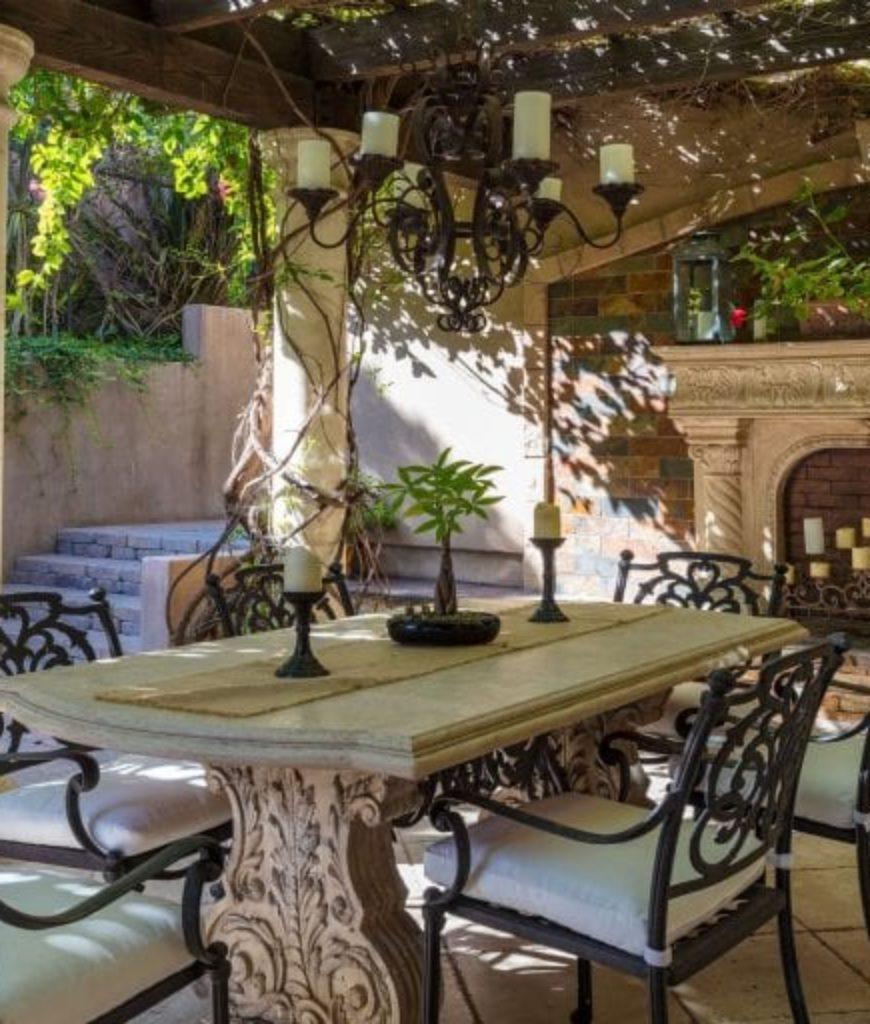 deandre-jordan-malibu-mansion-outdoor-dining-053118