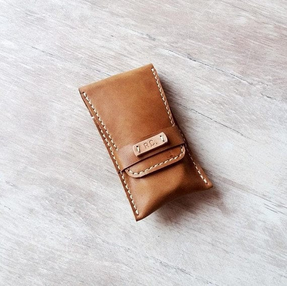 Pouch for watch storage