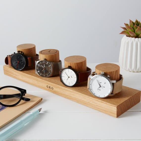 Watch storage stand
