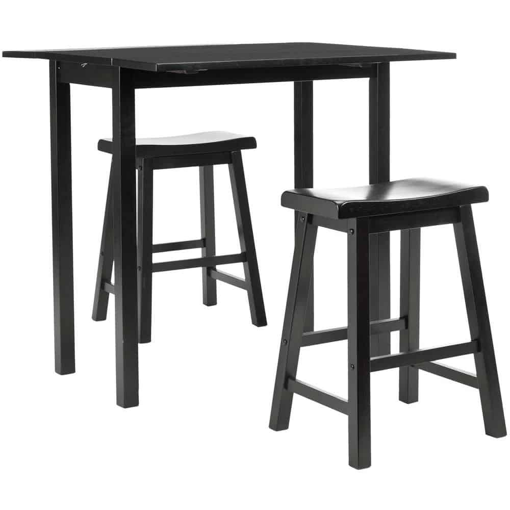 Bar table for tall people
