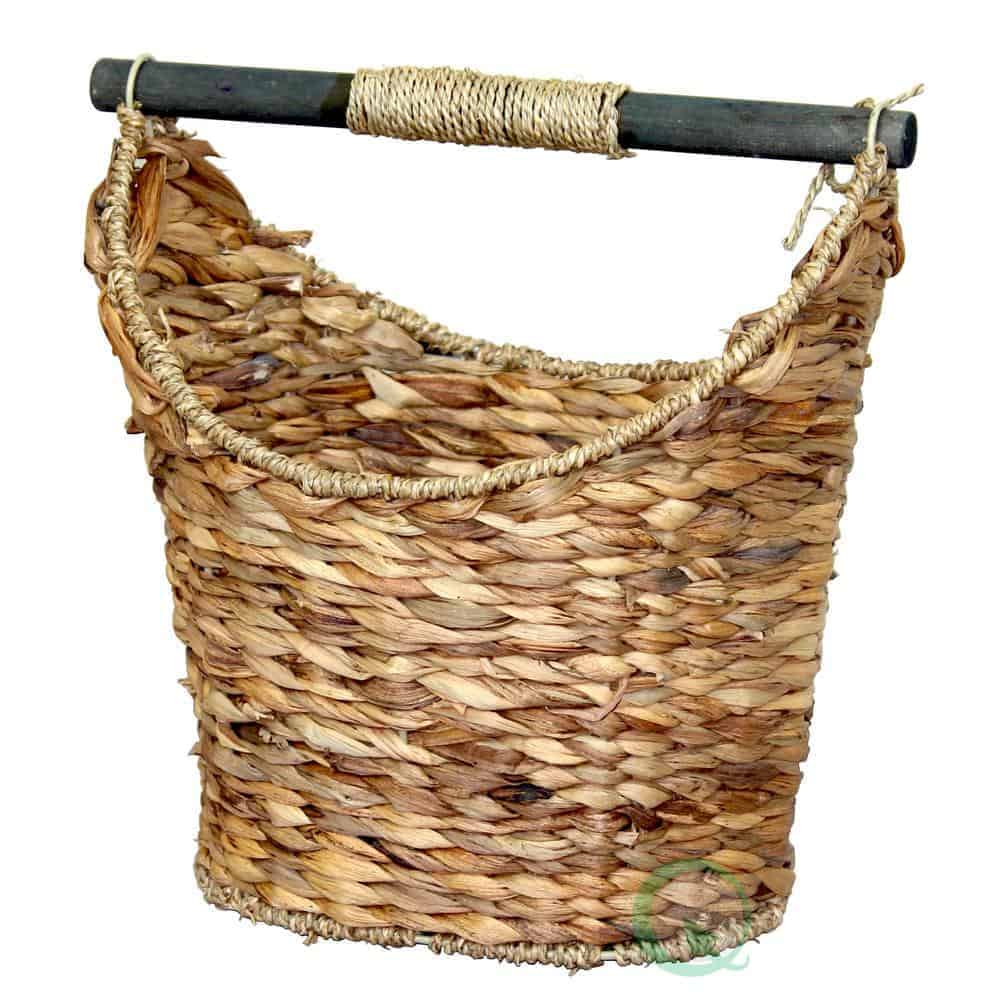 Basket for magazine storage