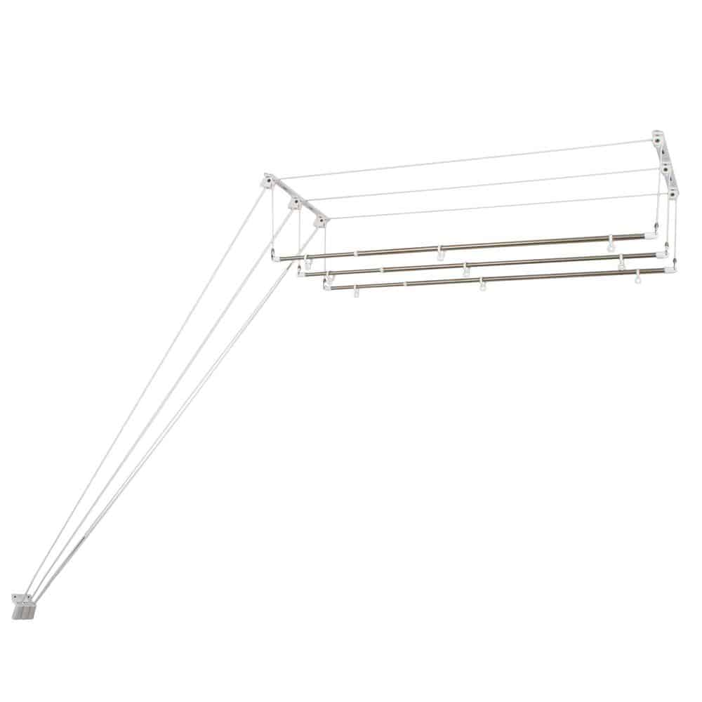 Ceiling Mounted Clothing Drying Rack