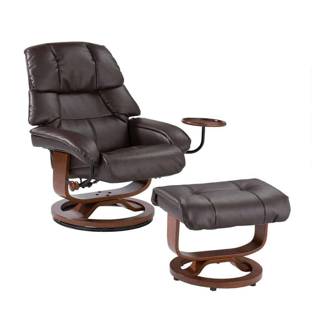 Recliner chair for tall people