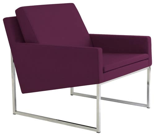 Armchair for tall people
