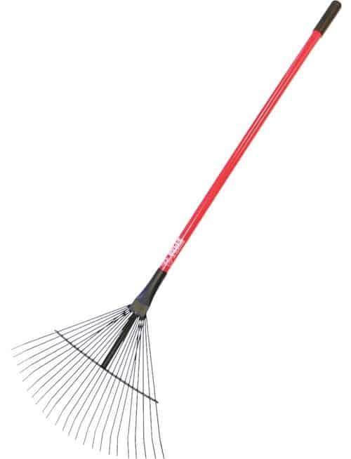 Heavy-duty rake