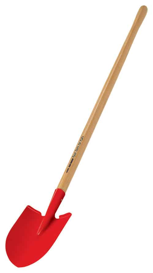 Shovel for toddlers