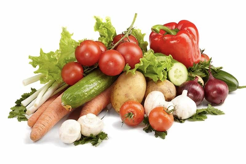 Vegetables you can grow indoors.
