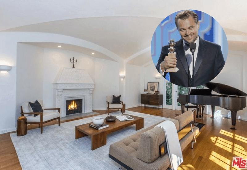 Leonardo Di Caprio buys Moby's traditional Los Feliz home for $4.495M.