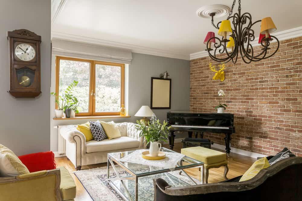 101 Beautiful Formal Living Room Ideas (Photos)