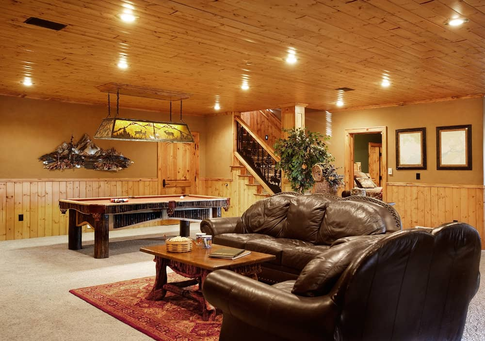 Classy Man Cave Furniture : Man cave ideas that will blow your mind in