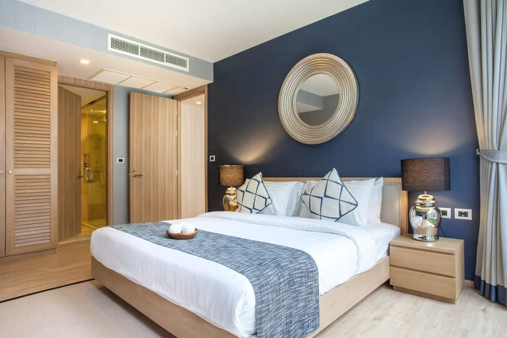 50 Blue Master Bedroom Ideas (Photos)