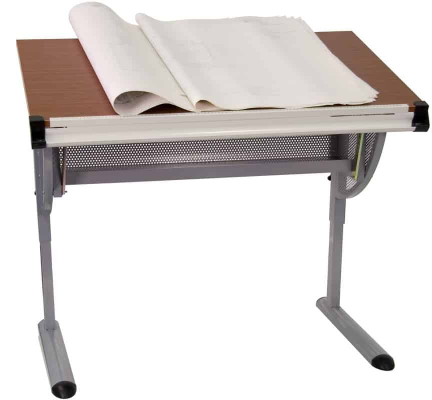 Drafting table for tall people