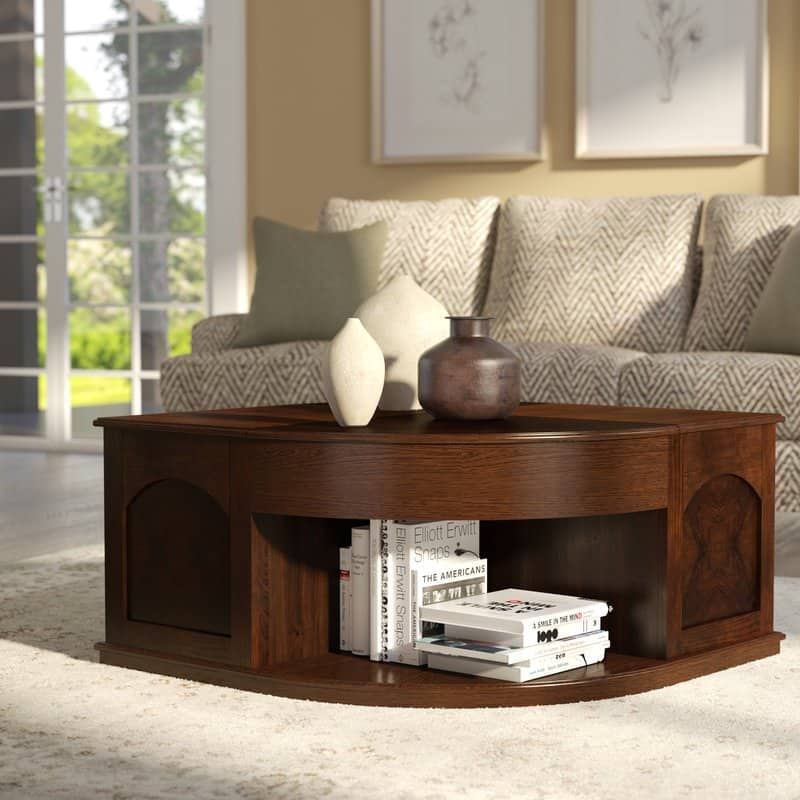 Free-form coffee table