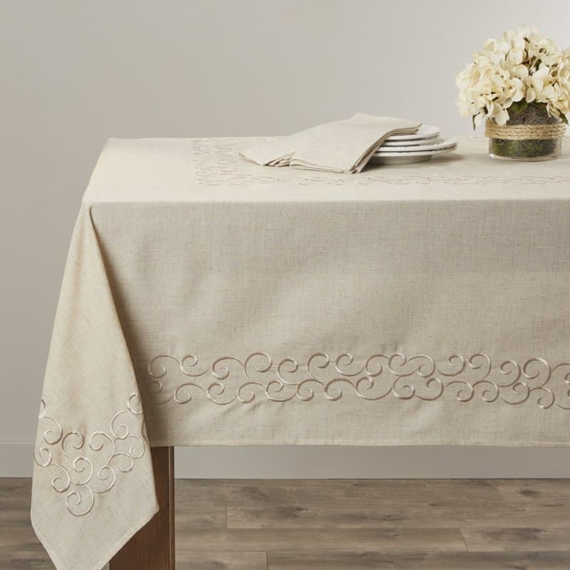 37 Types Of Tablecloths For Your Dining Table 2019