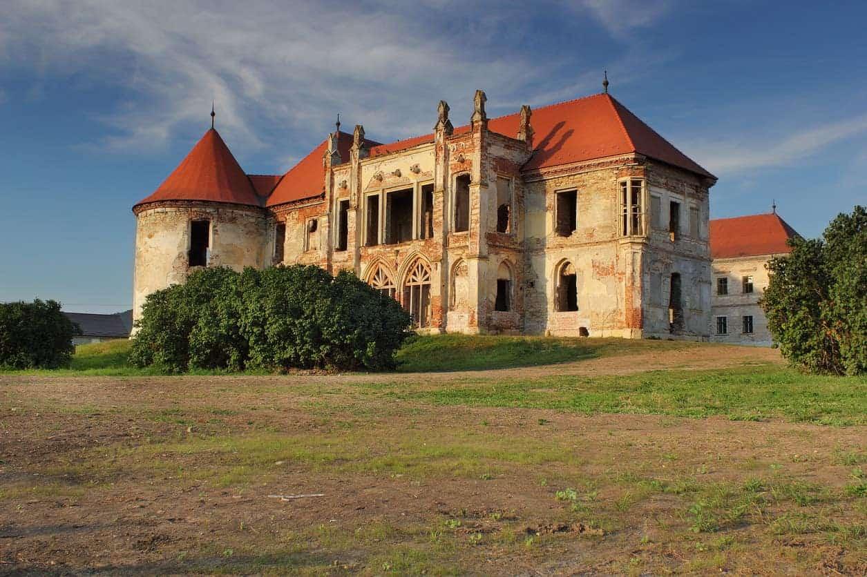 Banffy castle