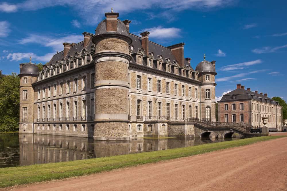 Beloeil castle