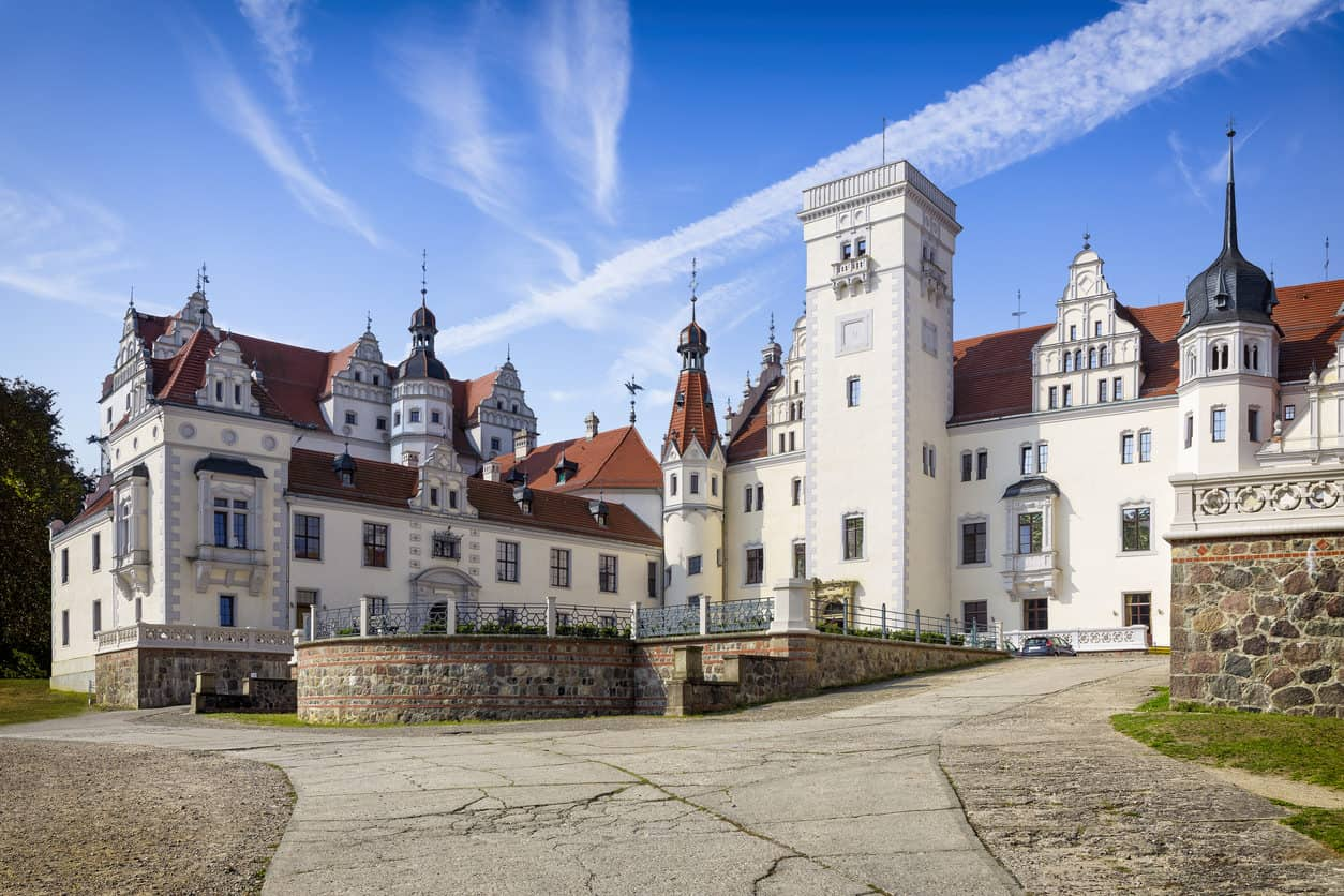 Boitzenburg Castle