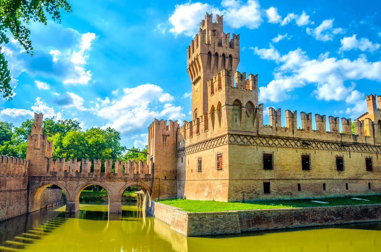 Bologna castle