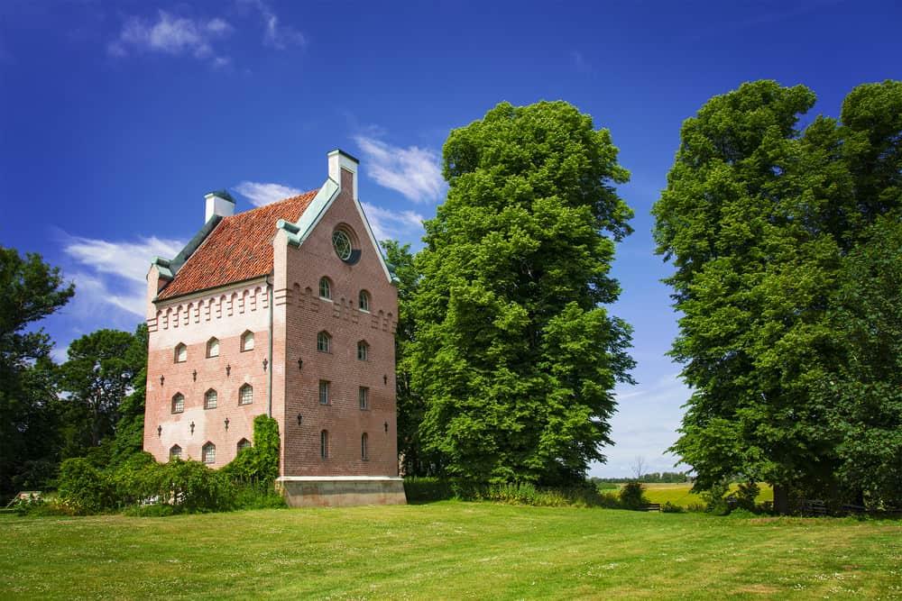 Borgeby castle