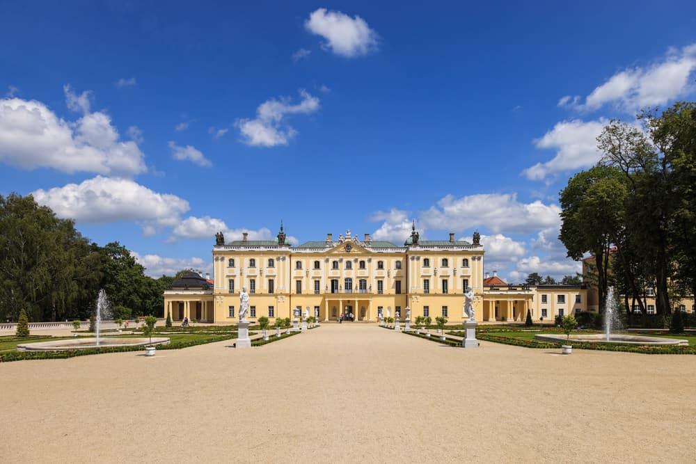 Branicki Palace