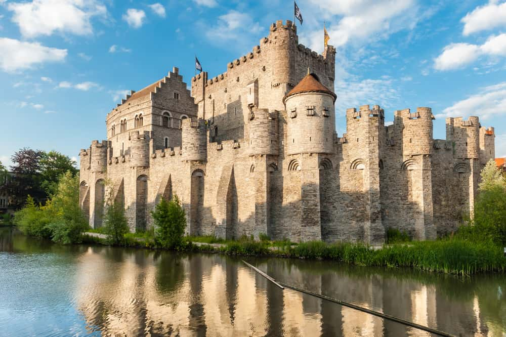 Castle Gravensteen