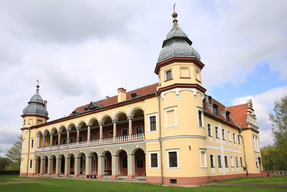 Castle Krobielowice
