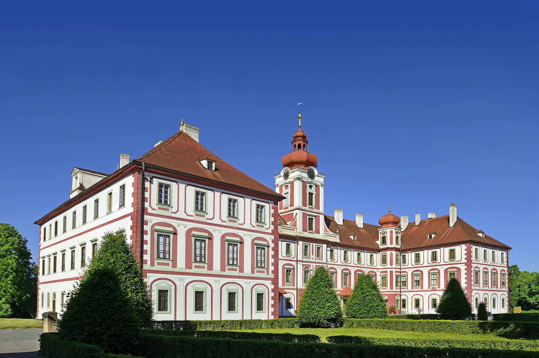 Castle Mnichovo Hradiste