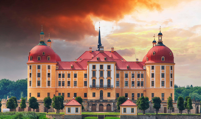 Castle Moritzburg