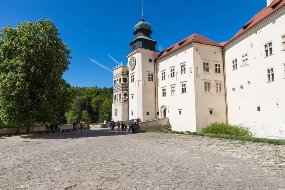 Castle Pieskowa Skala