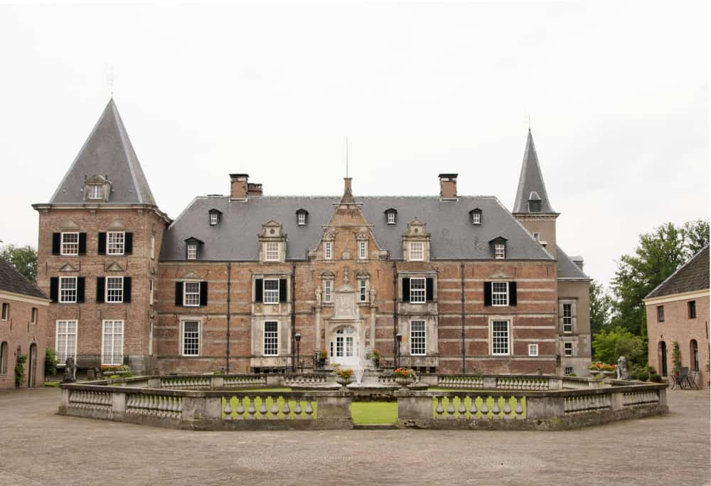 Castle Twickel in Ambt Delden Overijssel