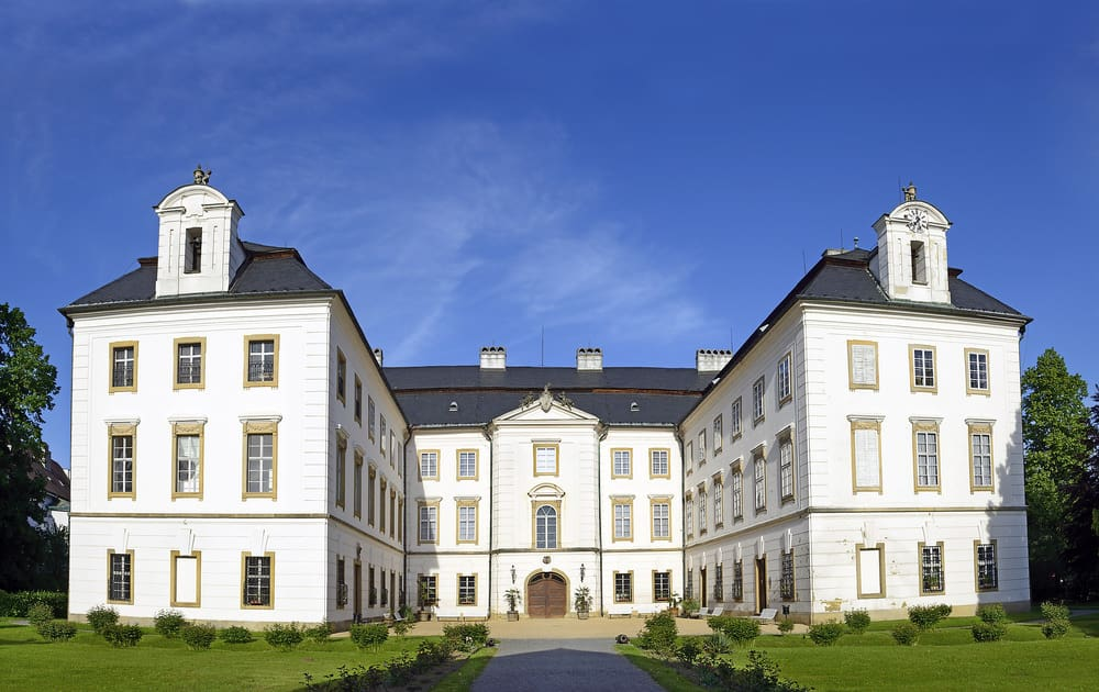 Castle Vizovice